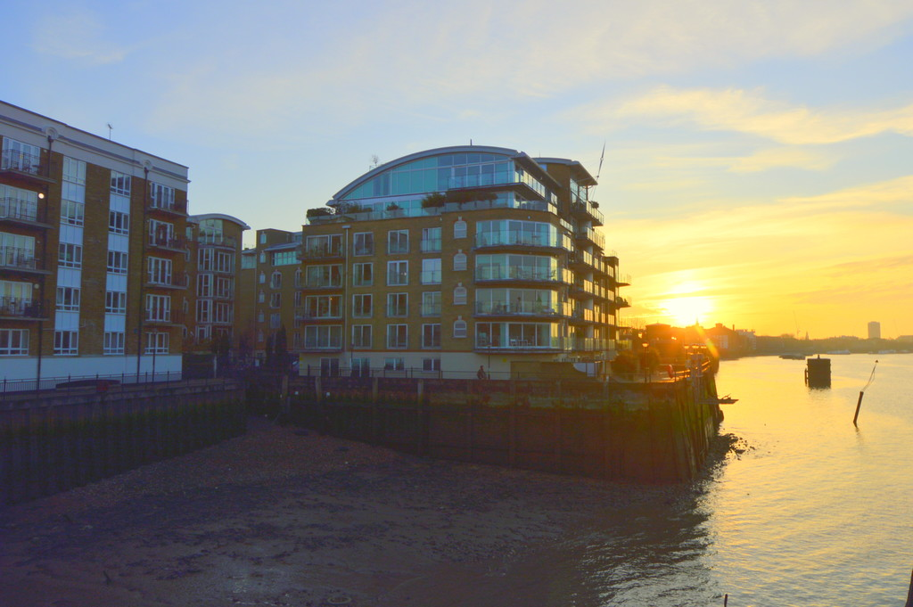 Pacific Wharf, Rotherhithe Street, SE16 5QF