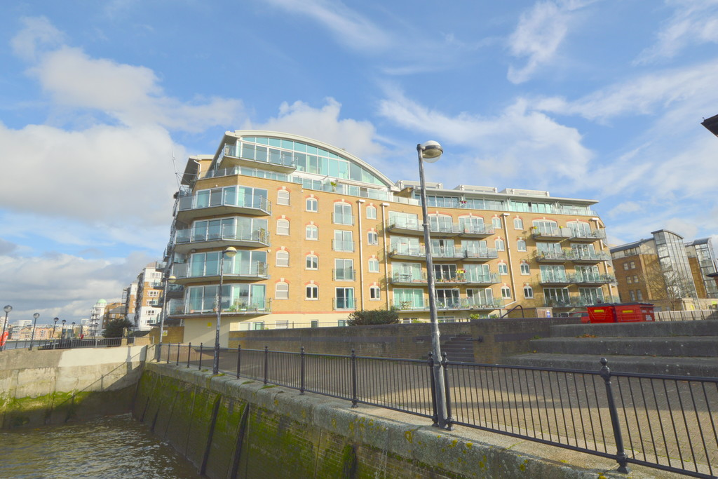 Pacific Wharf, Rotherhithe Street