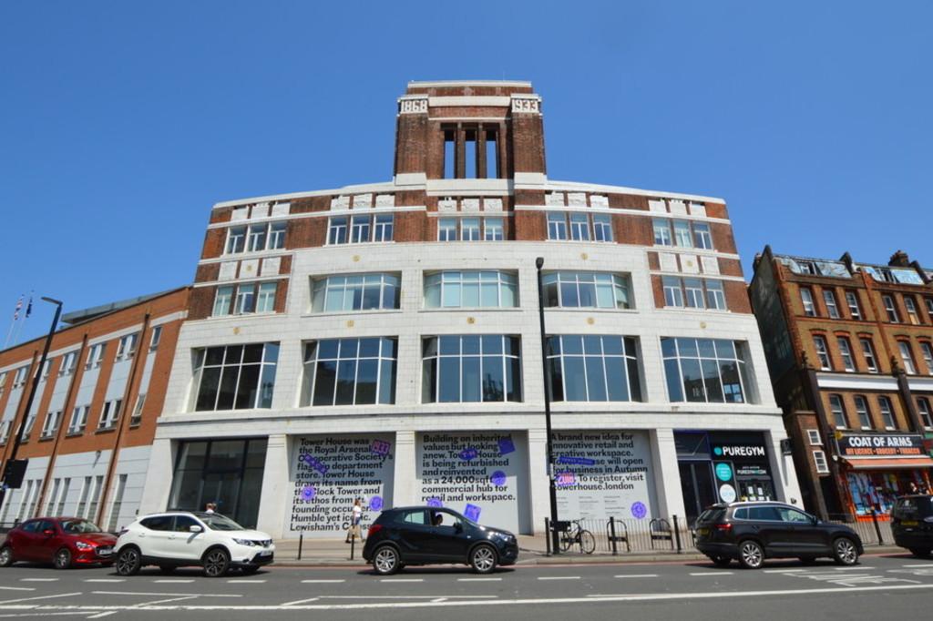 Tower House Lofts, Lewisham High Street